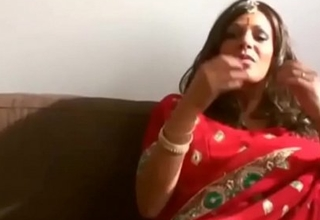 Hot bhabhi ki gand and disgraceful Negro pussy fucking hard