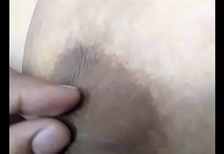 Desi Wife Loving Big Soul nipples pulled