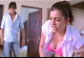 Kajal Agarwal Milky BOOBS front slow-motion
