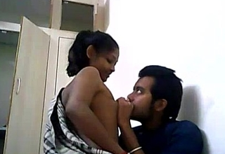 Indian College Clamp Fucking On A WebCam