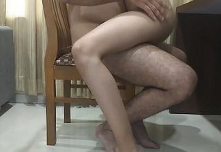 Indian boy fuck married village unladylike in Hotel