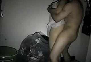 Mumbai aunty frucked from behind by her BF