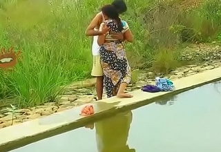 Hot mallu aunty knockers hoping for outdoor