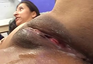Threesome Hardcore Indian Screwing Full-grown Slut Pussy Nailed