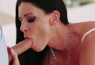 Sweet hot spoil India Summers getting horny